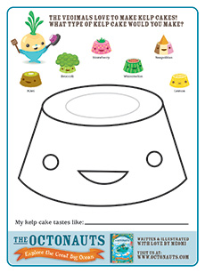 the Octonauts : Activities