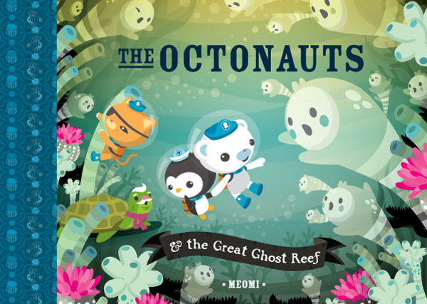 The octonauts for Fish children s book