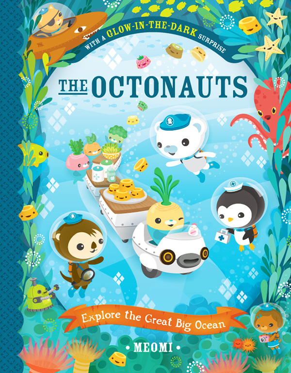 the Octonauts : Books